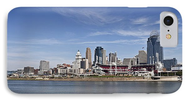 Cincinnati IPhone Case