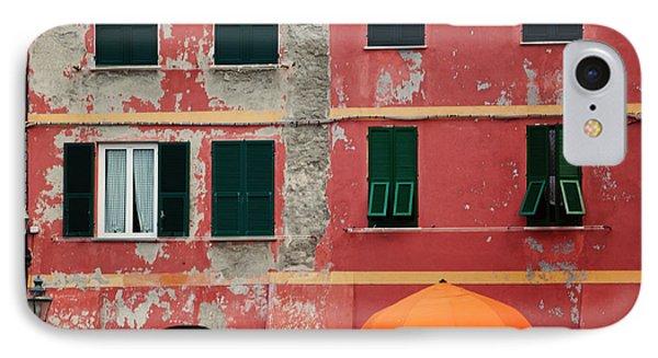 Cinque Terre Italy IPhone Case