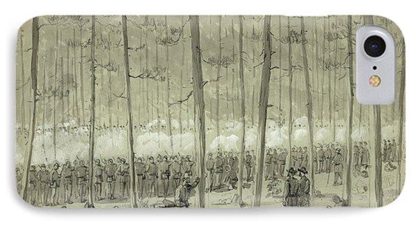 Civil War Union Army, 1864 IPhone Case