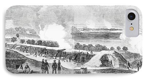 Civil War Union Fort, 1862 IPhone Case