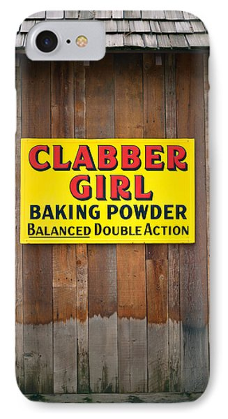 Clabber Girl IPhone Case
