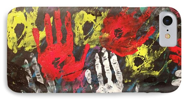 Clean Hands IPhone Case