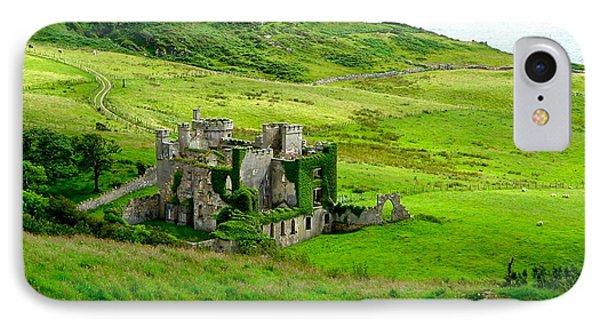 Clifden Castle IPhone Case