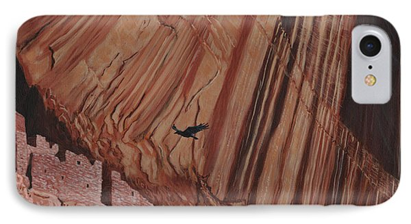 Cliff Home IPhone Case