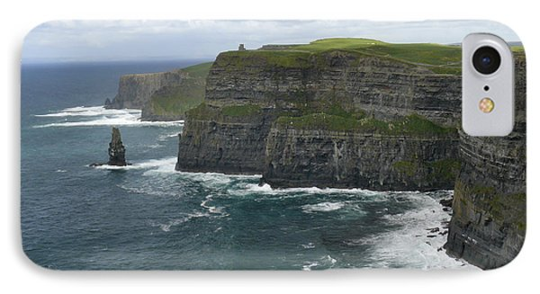 Cliffs Of Moher 3 IPhone Case