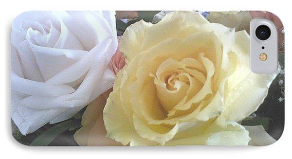 Close Up Roses IPhone Case