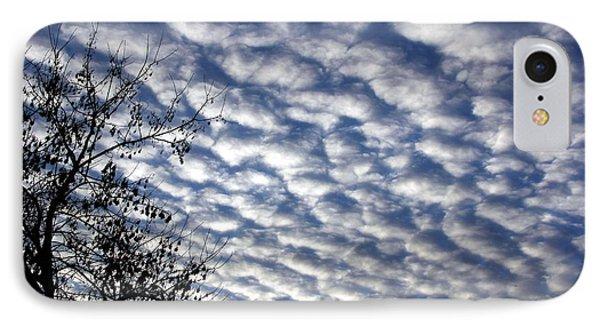 Cloud Of Cotton Balls IPhone Case