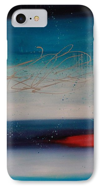 The Night Sky #1 IPhone Case