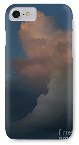 Clouds Meeting IPhone Case
