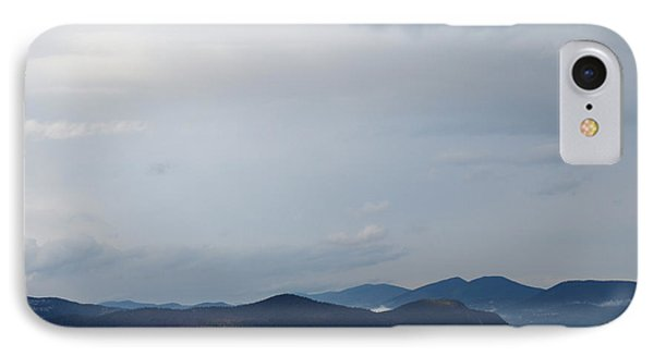 Clouds Over Kancamagus IPhone Case