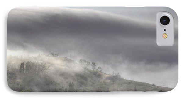 Clouds Over Sleeping Bear Dunes 1 IPhone Case