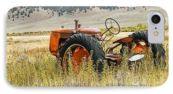 Co Op Tractor IPhone Case