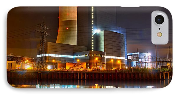 Coal Fired Powerhouse IPhone Case