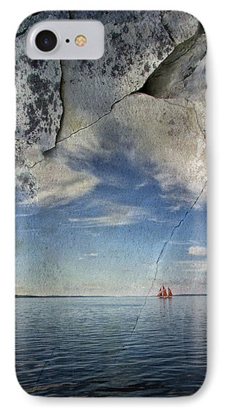 Coast Of Maine IPhone Case