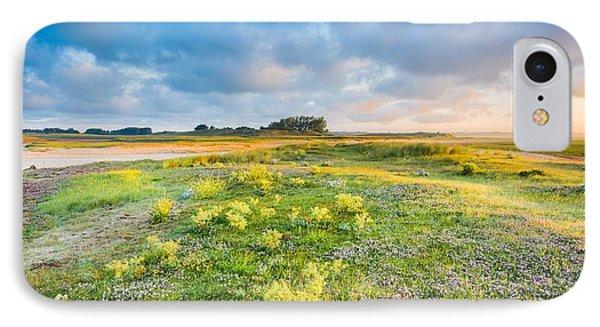 Coast Sunrise IPhone Case