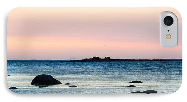 Coastal Twilight View IPhone Case
