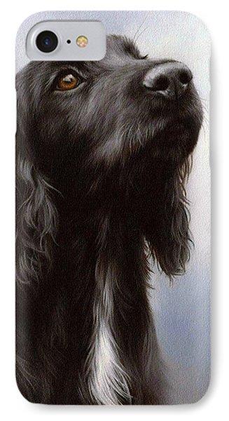 Cocker Spaniel Painting IPhone Case