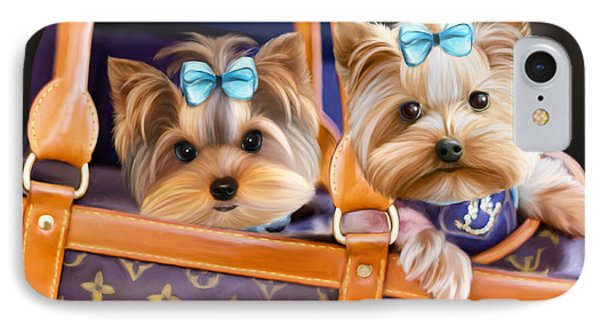 Coco And Lola IPhone Case