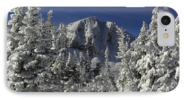 Cody Peak After A Snow IPhone Case