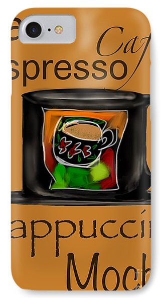 Coffee Break IPhone Case