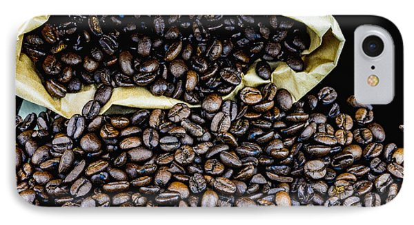 Coffee Unmilled  IPhone Case