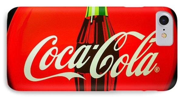 Coke Top IPhone Case