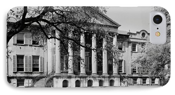 College Of Charleston Main Building 1940 IPhone Case