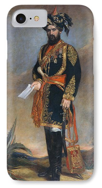 Colonel Probyn Cb Vc Honorary Adc IPhone Case