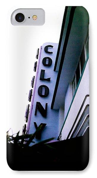 Colony Polaroid IPhone Case