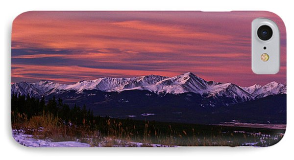 Color Of Dawn IPhone Case