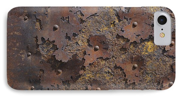 Color Of Steel 2 IPhone Case