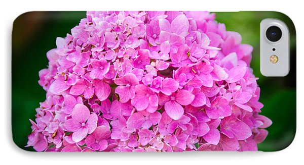 Color Of The Year 2014 Pink Hydrangea IPhone Case