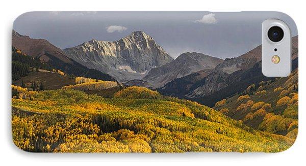 Colorado 14er Capitol Peak IPhone Case