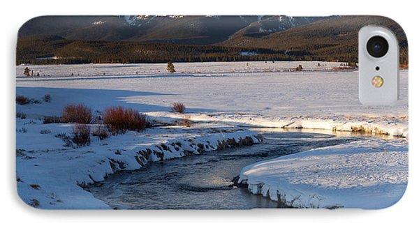 Colorado 14er Mt. Elbert IPhone Case