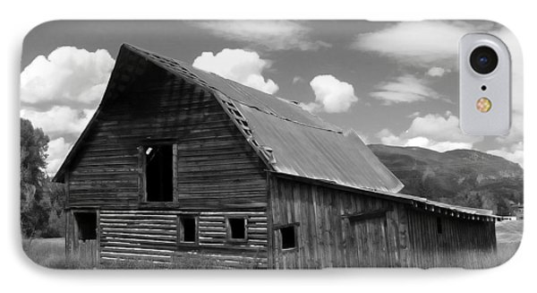 Colorado Barn IPhone Case