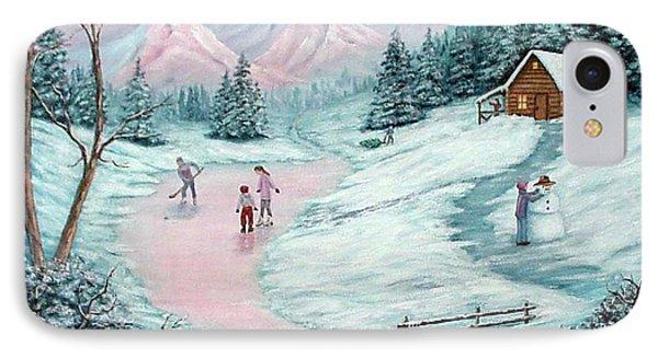 Colorado Christmas IPhone Case