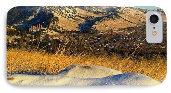 Colorado Front Range Sunrise IPhone Case