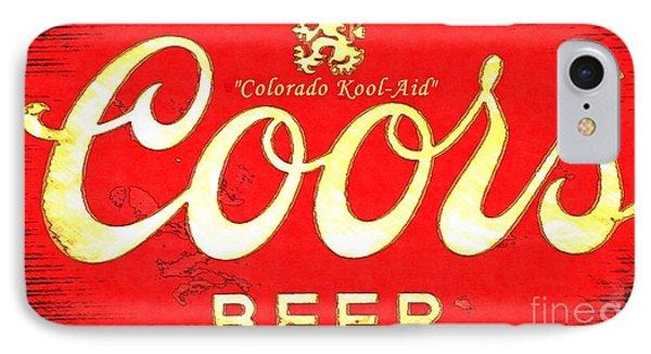 Colorado Kool-aid IPhone Case