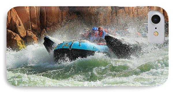 Colorado River Rafters IPhone Case