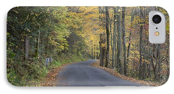 Colorful Backroads IPhone Case