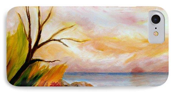 Colorful Beach  IPhone Case