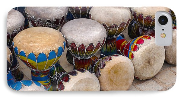 Colorful Congas IPhone Case