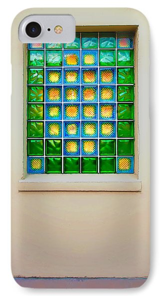 Colorful Savannah Window IPhone Case