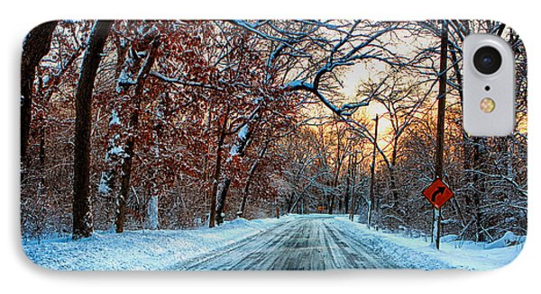 Colorful Winter IPhone Case