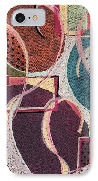 Colour Play I IPhone Case