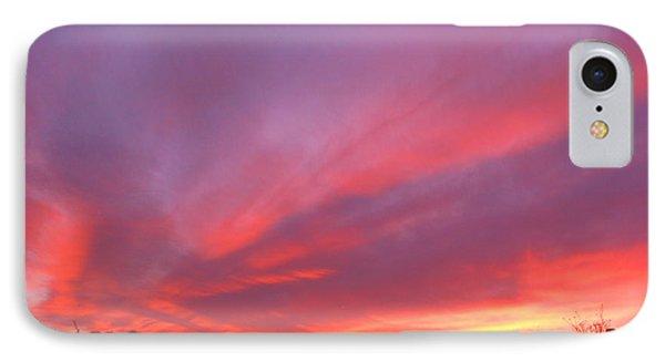 Colourful Arizona Sunset IPhone Case