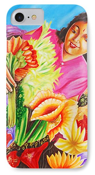 Colours Of Love - Hues Of Life IPhone Case