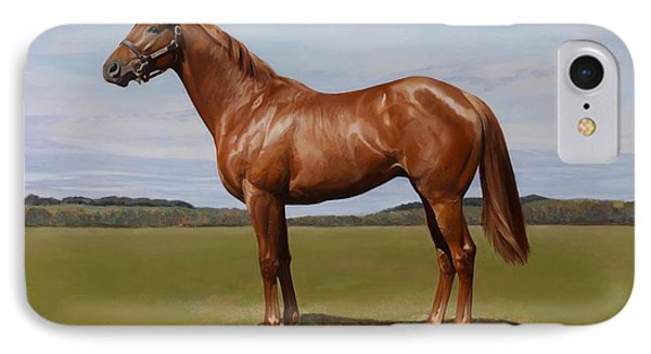 Horse iPhone 8 Case - Colt by Emma Kennaway