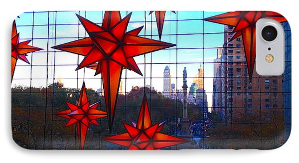Columbus Circle Joy IPhone Case