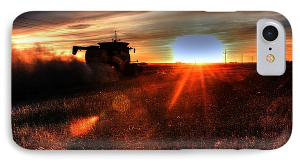 Combine Into The Night IPhone Case